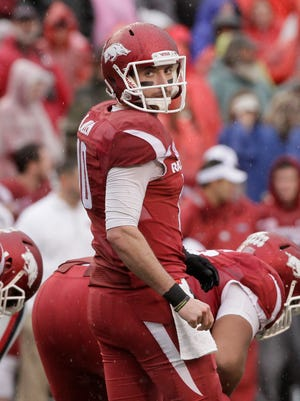 Arkansas coach Bret Bielema said Brandon Allen will be back and play Friday against Missouri.