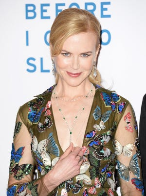 """Nicole Kidman has been a movie star since the 1980s. Her latest film is a thriller called """"Before I Go to Sleep."""""""
