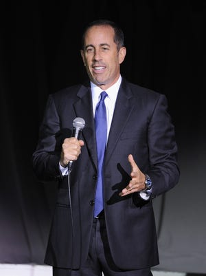 Jerry Seinfeld on Nov. 5, 2014, in New York.