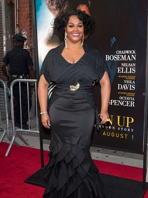 Jill Scott on July 21, 2014 in New York City.