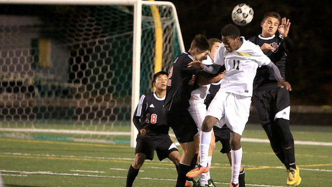 Reynolds' Daniel Vickers (11)) has been selected to play in the State Games of North Carolina boys soccer tournament.