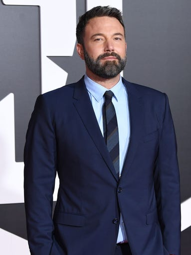 Ben 'Batman' Affleck was at the Dolby Theatre Monday
