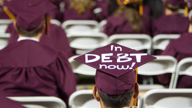 College isn't cheap, and a majority of Arizona students are considered low income. Yet the state desperately needs more adults with degrees.