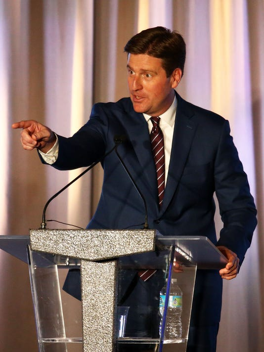 Phoenix Mayor Greg Stanton delivers his sixth State of the City speech