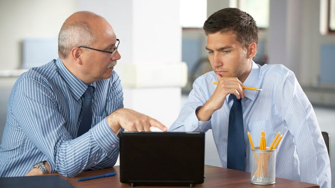 Having a bad manager or boss can result in higher levels of work-related stress.