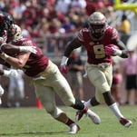 Florida State RB Jacques Patrick out with knee injury