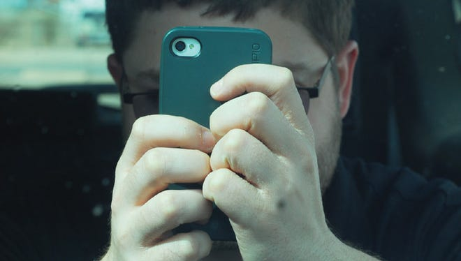 A Rutgers study suggests that teens texting before bed could affect their health.