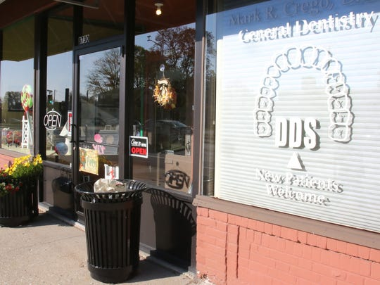 What better place for the Candy Bouquet store that offers special sweet gifts than between two dental offices at 8730 W. North Ave in Wauwatosa.