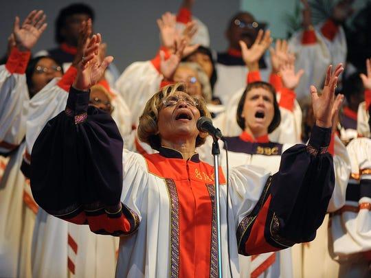 Galilee Baptist Church will perform at Dance His High Praise 8 Saturday.
