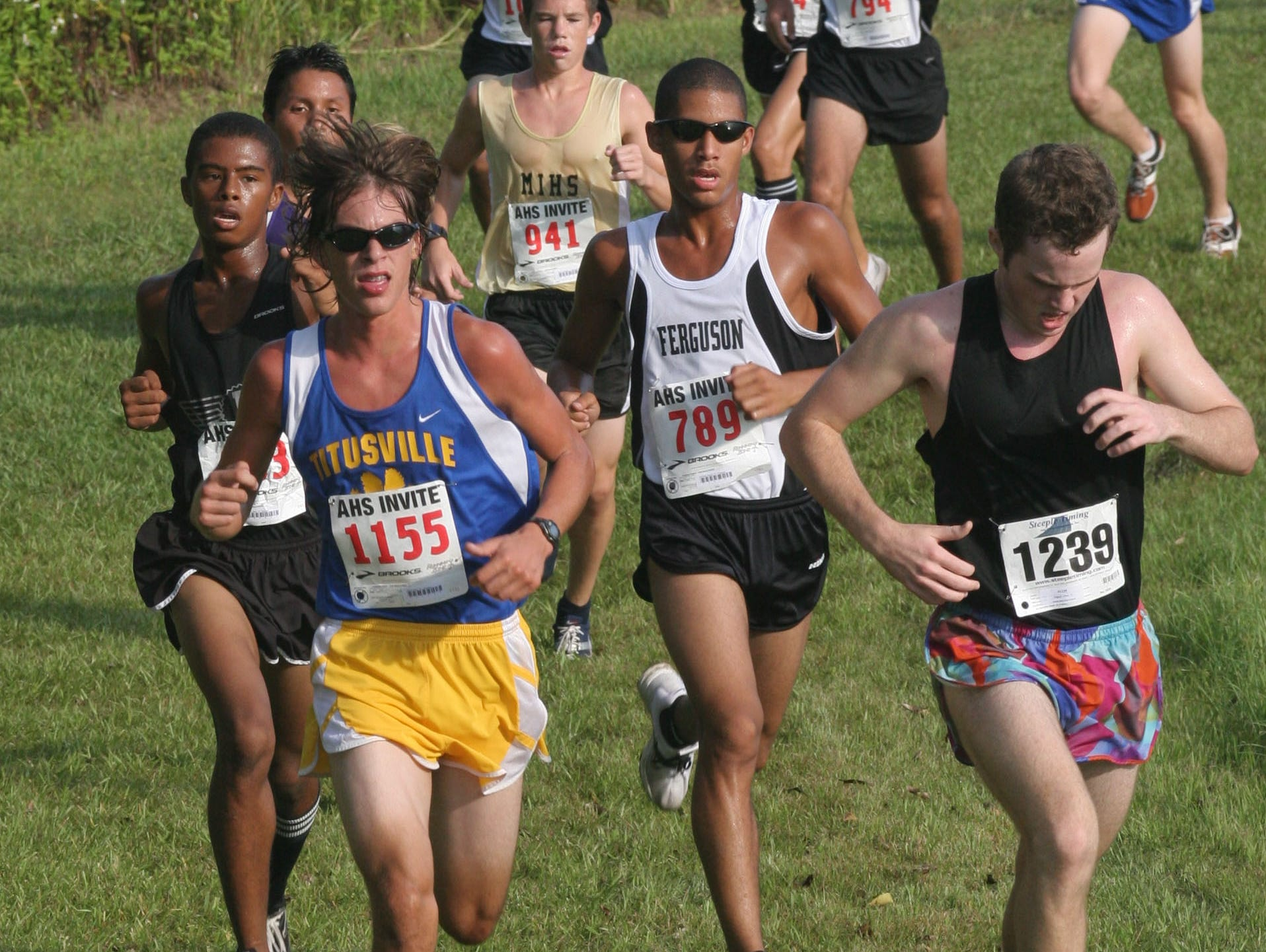 The Astronaut Invitational brings schools from all over Central Florida to Titusville,