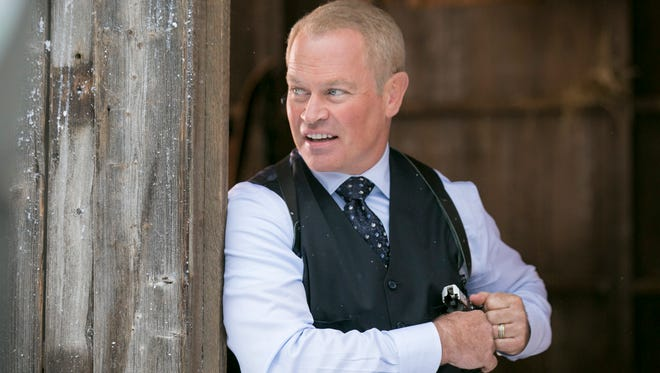 Neal McDonough in a scene from 'Reds 2'