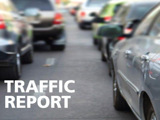 Traffic report - webtile