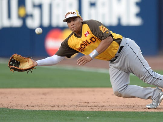 Josh Naylor, who is a former first round pick in the MLB Draft, will start this season with Triple-A El Paso. The Chihuahuas open the season at home Thursday vs. Las Vegas at Southwest University Park.
