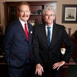 Nathan Bachrach and Ed Finke