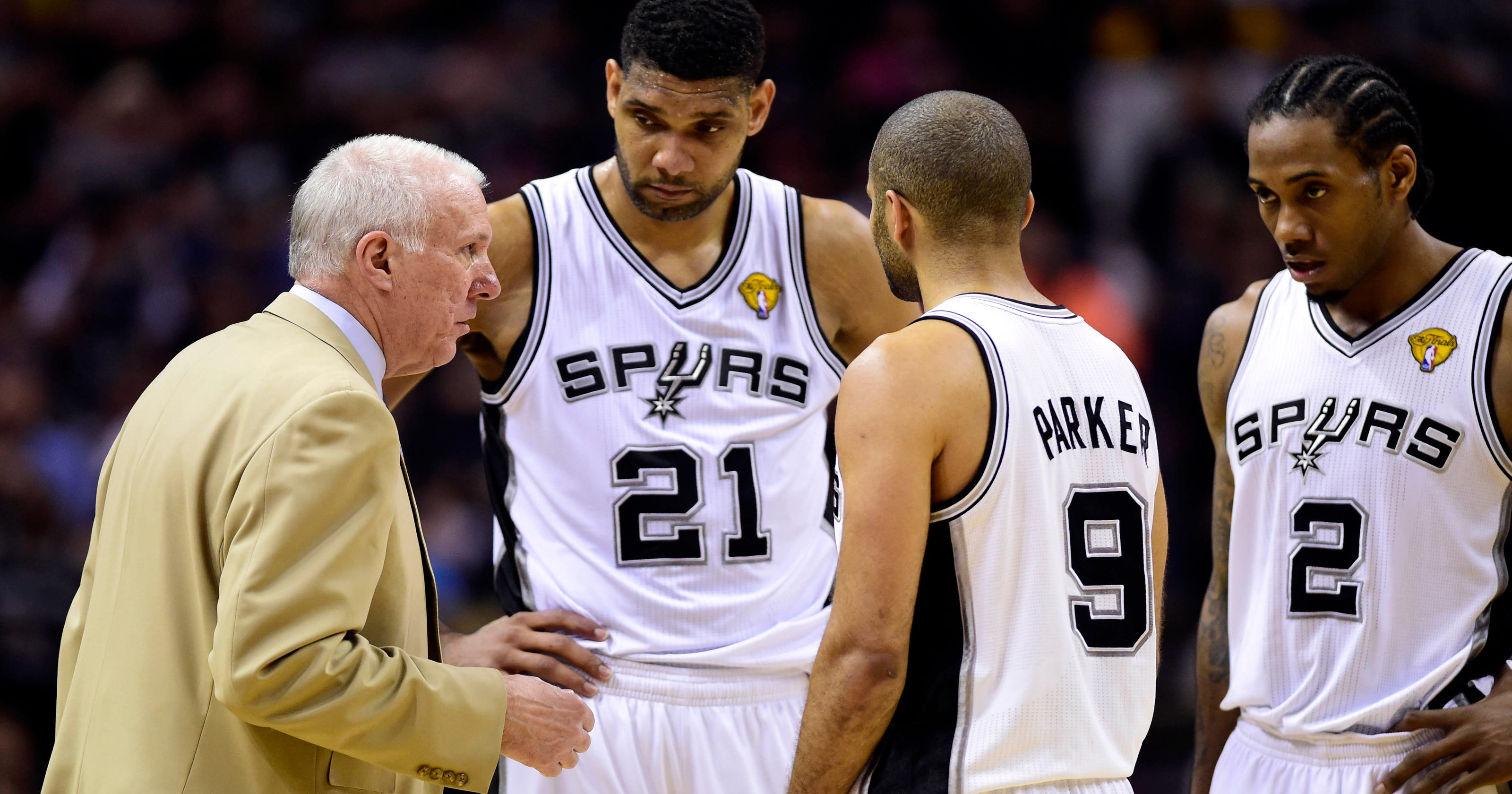 Why Spurs could be back in NBA Finals next season