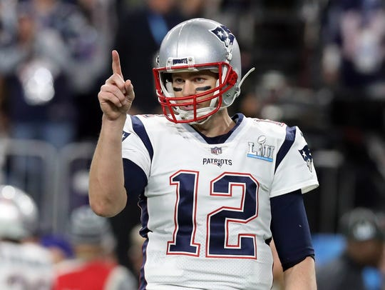 Will Tom Brady and the Patriots be No. 1 by the end