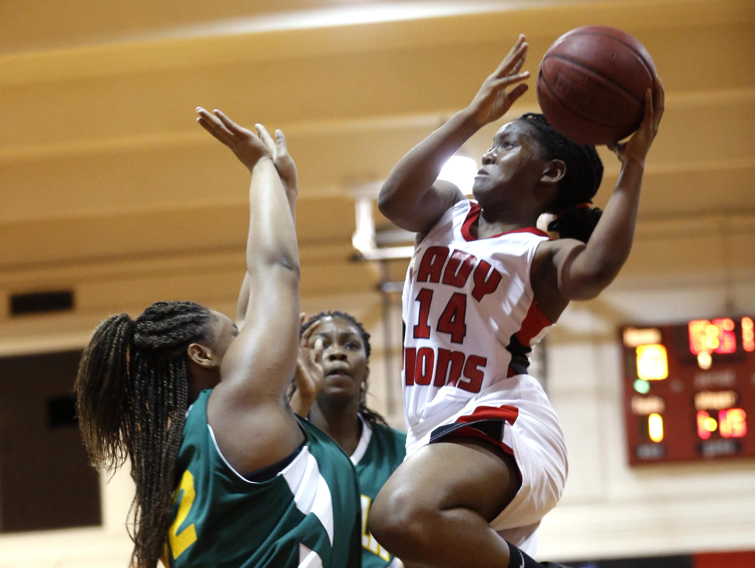 Leon sophomore Jala Williams should once again provide double-digit scoring for the Lions this season following a second-team All-Big Bend year as a freshman.