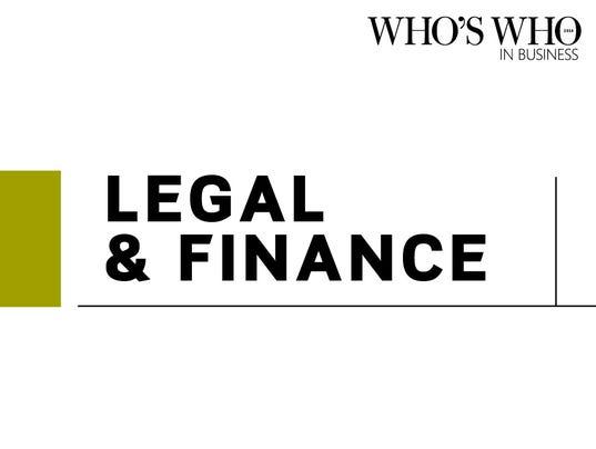 Legal & Finance