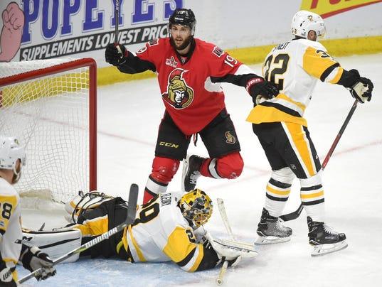 Senators chase Penguins goalie Marc-Andre Fleury in Game 3 rout 03eaab87d