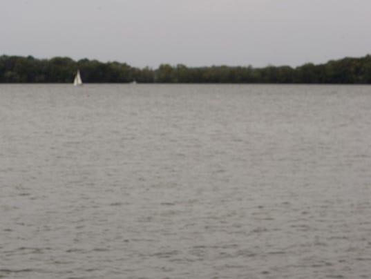 Angler rescues distressed swimmer in lake mendota for Lake mendota fishing report
