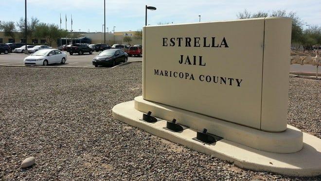 Maricopa County's Estrella Jail in Phoenix.