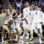 Michigan State goes from shaken to stirring in historic comeback win