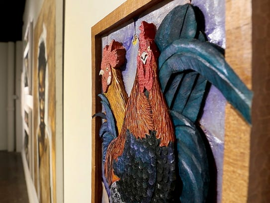"""Local artist Susan Brewer, of 10th West Gallery, will host """"Collectors' Night,"""" an event aimed to connect art collectors with great local art they can purchase. 10th West Gallery is located in the Stutz Building at 1060 N Capitol Ave."""