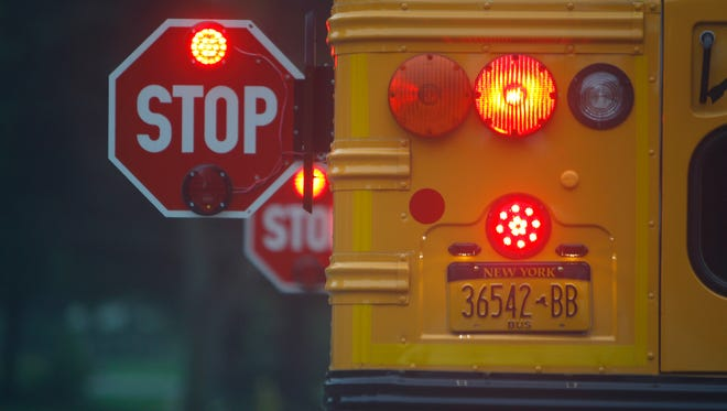 It's back to school for Rochester-area students.