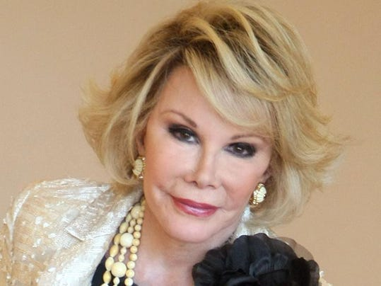Joan Rivers In Late Night