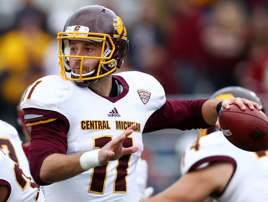 Central Michigan football, Shane Morris