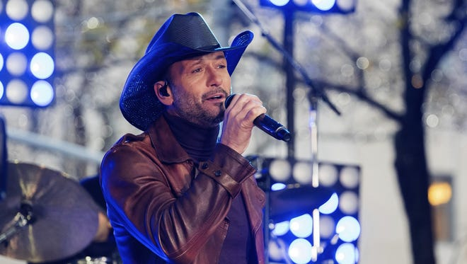 Tim McGraw has promised to take better care of himself following last weekend's onstage collapse.
