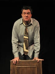"""""""Frankly Funny Fridays"""" a new monthly variety show, opening Friday, Oct. 21, at the Center for the Arts Bonita Springs and starring Frank Blocker."""