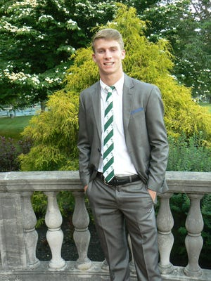 Mark Dombroski, a 19-year-old former Archmere student, who enrolled at St. Joseph's University in Philadelphia, went missing in Bermuda early Sunday. His body was found Monday.