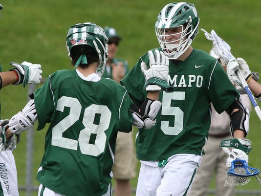 Ramapo vs Chatham in the North Group 2 Boys Lacrosse Final --
