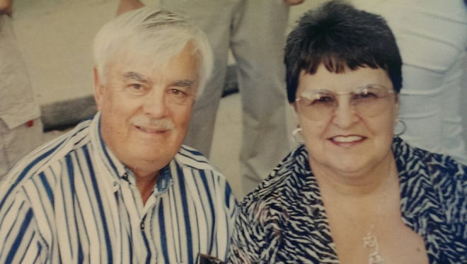 Gordy and Shelby Swiggum are celebrating 50 years.