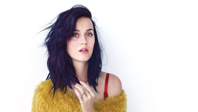 Katy Perry has a different kind of lyric video for single 'Roar.'