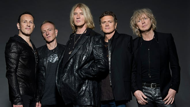 "Def Leppard's ""Hysteria"" album turns 30 this year."