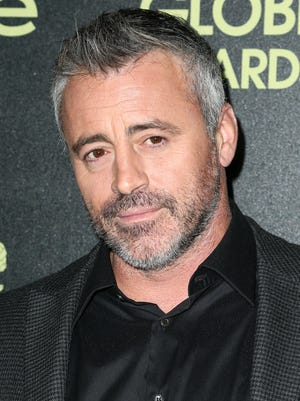 Matt LeBlanc attends the Miss Golden Globe InStyle Party held at Ysabel on Tuesday, Nov. 17, 2015, in West Hollywood, Calif.