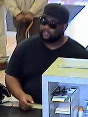 Farmington Hills Police allege DeShawn Browning, 34, of Detroit, used a note demanding money in a pair of local bank robberies.