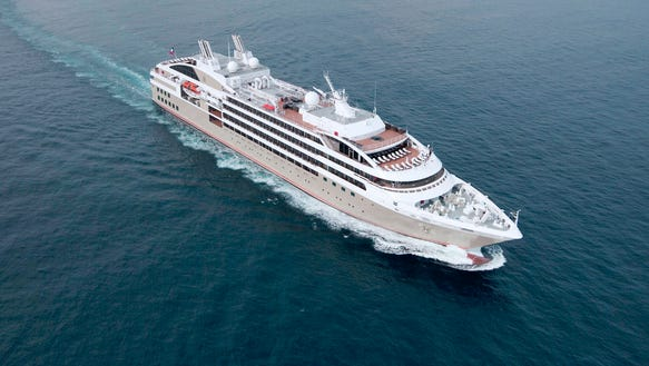 Cruise Ship Tours The Intimacy Of Ponants Le Soleal - Ponant cruises