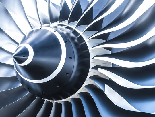 Jet engines are tested at Honeywell plants in the Phoenix area.