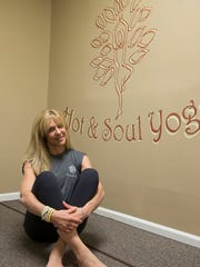 Hot and Soul Yoga, a Middletown-based business owned by Ginna Turnamian, provides a large range of yoga classes.  Middletown, NJ Wednesday, May 30, 2018 @dhoodhood