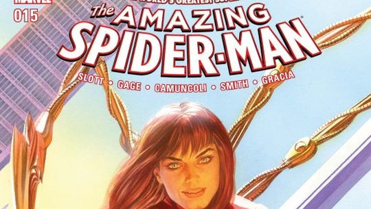 The Amazing Spider-Man issue No. 015 cover.