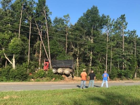 Highway 87 crash