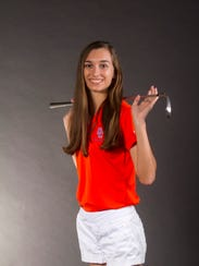 Cape Coral golfer Brooke Ciccone signed with Cleveland