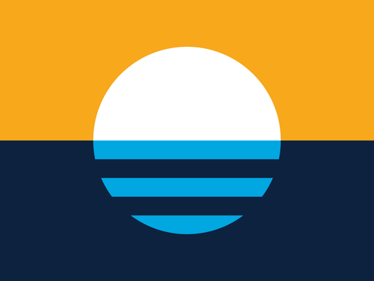 The unofficial people's flag of Milwaukee, Wisconsin.