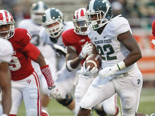 Michigan State v Indiana
