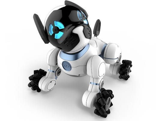 The WowWee CHiP is like having your own robot pet.
