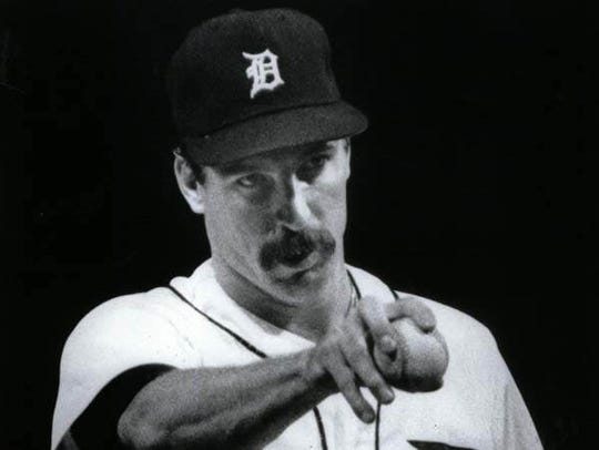Former Tigers pitcher Jack Morris played 18 years in