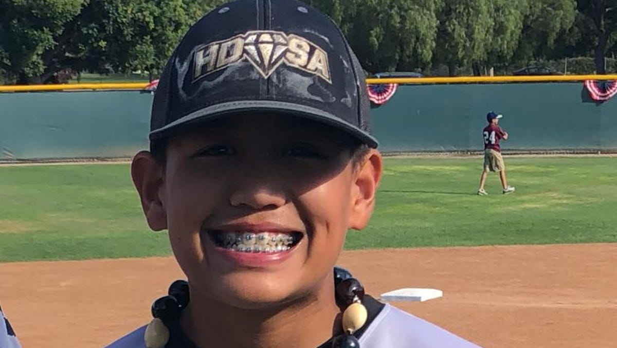 Chamoru son pitches Hawaii team to regional title in California